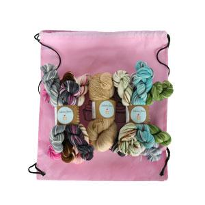 Delicious Yarns Fresh Baked Yarn Club yarn '18 Fall - Latte/FBYC Set 1/FBYC Set 2