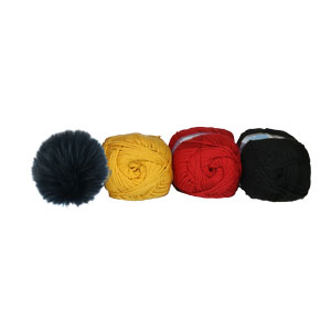 Jimmy Beans Wool Blitz Beanie Football Hat kits San Francisco