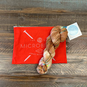 Jimmy Beans Wool A La Carte Micro-Brewed kits 2017 - Three Irish Girls Yarn Inc - Visions of Sugarplums