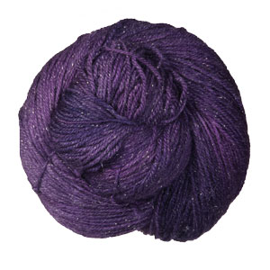 Lorna's Laces Set in Palladium yarn Amethyst