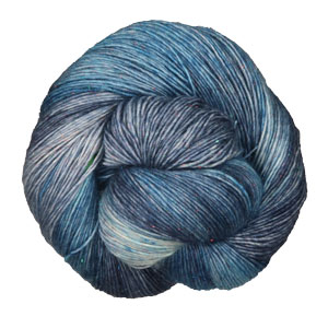 Madelinetosh Tosh Merino Light + Lights yarn The Night King
