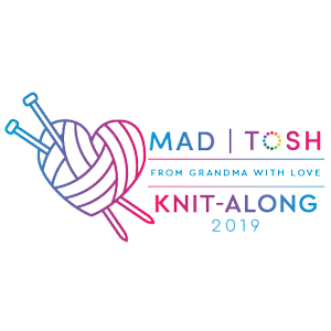 Madelinetosh 2019 Tosh Blanket KAL: From Grandma With Love kits *Monthly* Auto-Renew Subscription - Designer's Choice