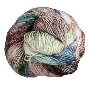 Madelinetosh Tosh Merino Light yarn '19 January - Baudelaire