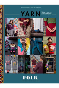 Scheepjes YARN Bookazine Number 6 - Folk