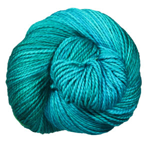 Madelinetosh Farm Twist yarn Nassau Blue