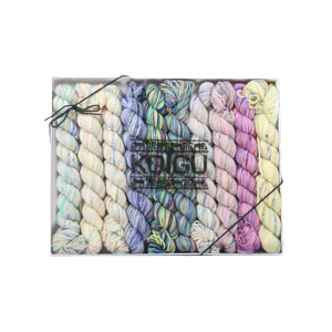 Koigu Pencil Box yarn Little Angel