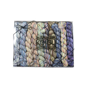 Koigu Pencil Box yarn Nude