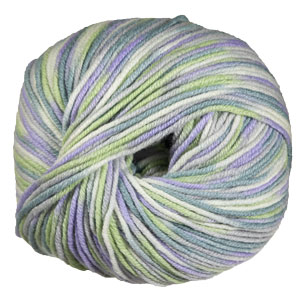 Sublime Baby Cashmere Merino Silk DK Prints yarn 672 Potting Shed