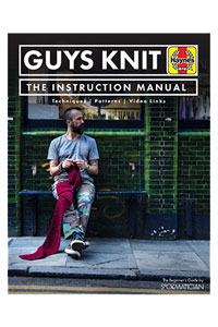 Nathan Taylor Guys Knit Guys Knit: The Instruction Manual