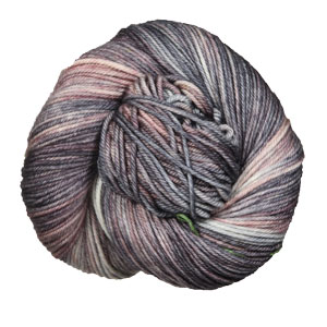 Madelinetosh Tosh Vintage yarn '19 February - Calm Before the Storm