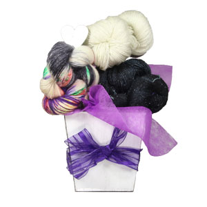 Jimmy Beans Wool Suburban Wrap Bouquet kits Iris Apfel