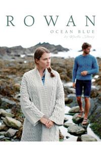 Rowan Pattern Books Ocean Blue