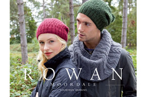 Rowan Pattern Books Moordale Collection