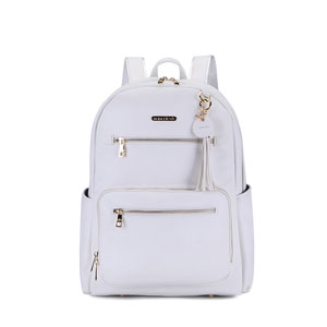 Namaste Maker's Backpack White