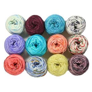 Jimmy Beans Wool Shawl Club A-La-Carte Kits kits '17 - Semi-Precious Shawl