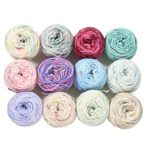 Jimmy Beans Wool Shawl Club A-La-Carte Kits kits '18 - Bespeckled