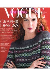 Vogue Knitting International Magazine '19 Late Winter