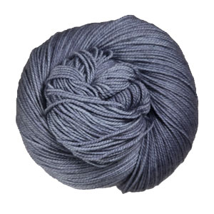 Magpie Fibers Swanky Sock yarn Smoke on the Water