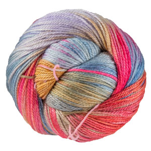 Madelinetosh Pashmina yarn '19 August - Learning About Batiks