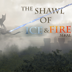 Lorna's Laces The Shawl of Ice and Fire MKAL kits The Shawl of Ice and Fire MKAL