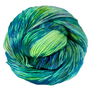 Lorna's Laces Shepherd Sock yarn '19 August - Glacier Bay