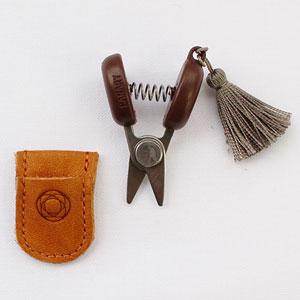 Cohana Sewing Notions Mini Scissors from Seki - Grey