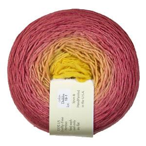 Freia Fine Handpaints Yarn Bomb yarn Dahlia