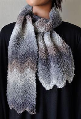 Clouds and Fog Scarf