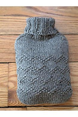 Hot Water Bottle Cozy kit