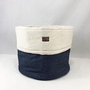 della Q Salina Fabric Yarn Bowl - Large - 280-1 Boutique Collection