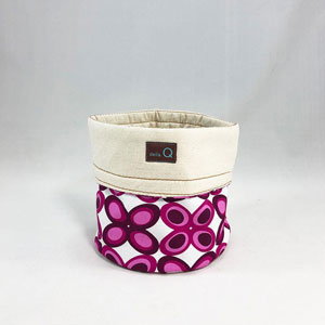 della Q Salina Fabric Yarn Bowl - Small - 270-1 117 Summit