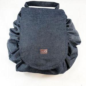 della Q Etta Cinch Bag - Large - 1700-1 Boutique Collection