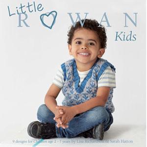 Rowan Pattern Books Little Rowan Kids