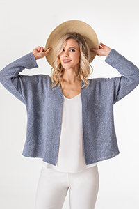 Shibui Knits Summer 2019 Collection Akeley