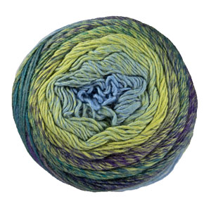Trendsetter Evolution yarn 9 Olive Or Twist