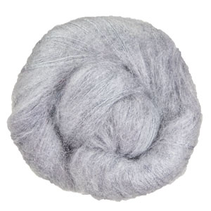 Hedgehog Fibres KidSilk Lace yarn Crystal