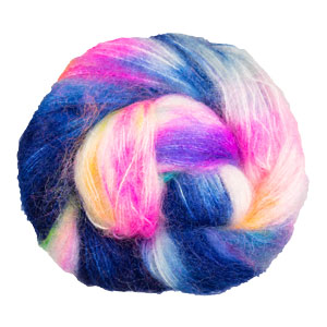 Hedgehog Fibres KidSilk Lace yarn Kimono