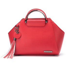 Namaste Maker's Crossbody Bag Red