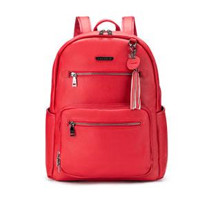 Namaste Maker's Backpack Red