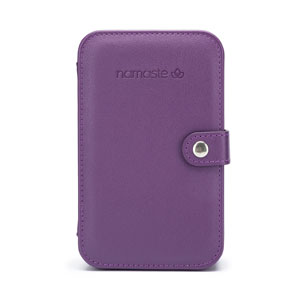 Namaste Maker's Interchangeable Buddy Case Purple