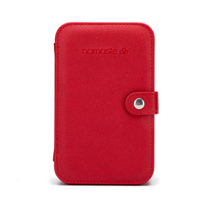 Namaste Maker's Interchangeable Buddy Case Red