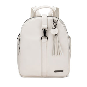 Namaste Maker's Mini Backpack Cream (Ships Late Nov)