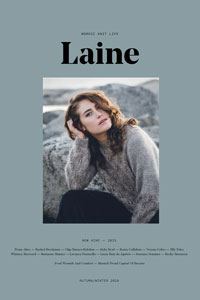 Laine Magazine No #9 - 1833 (Ships Late Sept)