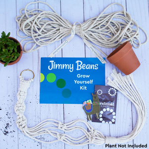 Jimmy Beans Wool Craft Class Kit kits Grow Yourself