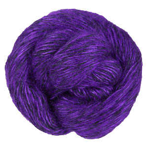Shibui Knits Tweed Silk Cloud yarn *Tyrian (Limited Edition)