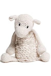 Toft Amigurumi Crochet Kit kits Simon the Sheep