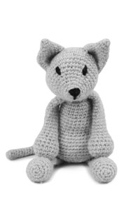 Toft Amigurumi Crochet Kit kits Alexandre the Cat Kit