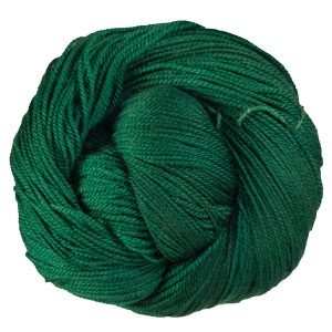 SweetGeorgia Tough Love Sock yarn Racing Green