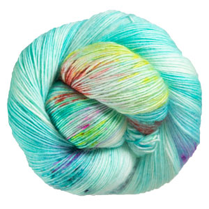 Spun Right Round Merino Singles yarn Belly Flop