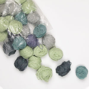 Jimmy Beans Wool Mini and Scraps Grab Bags kits Coopknits Grab Bag - Multi